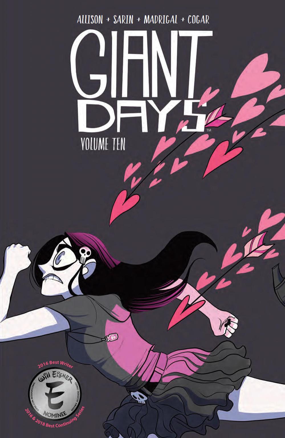 Giant Days: Volume 10 TP