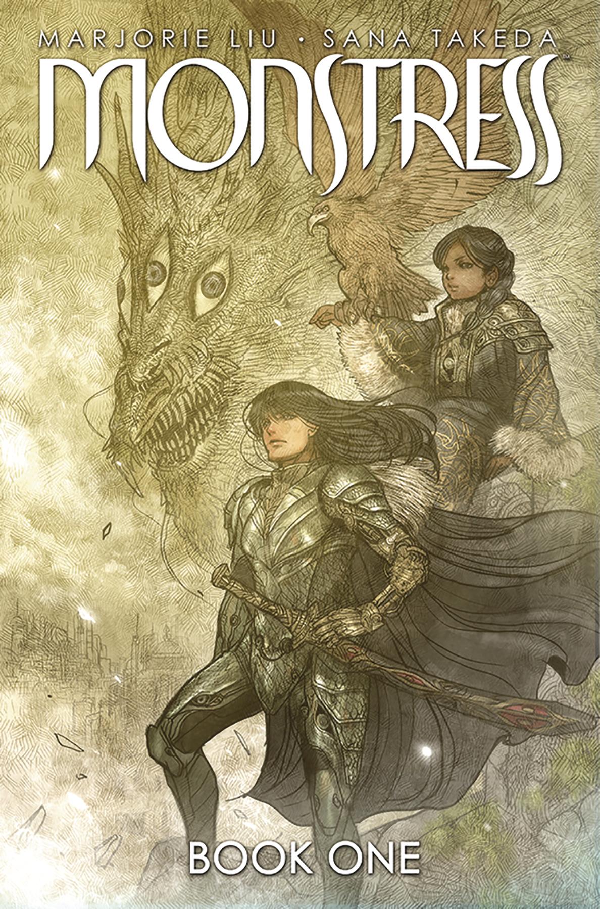 Monstress Volume 1 HC