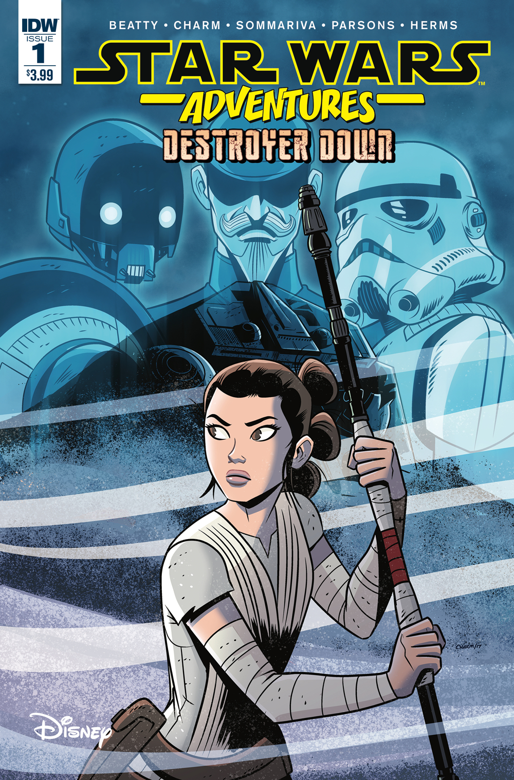 Star Wars Adventures: Destroyer Down TP