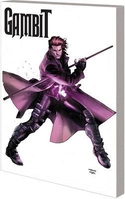 Gambit: King of Thieves: Complete Collection TP