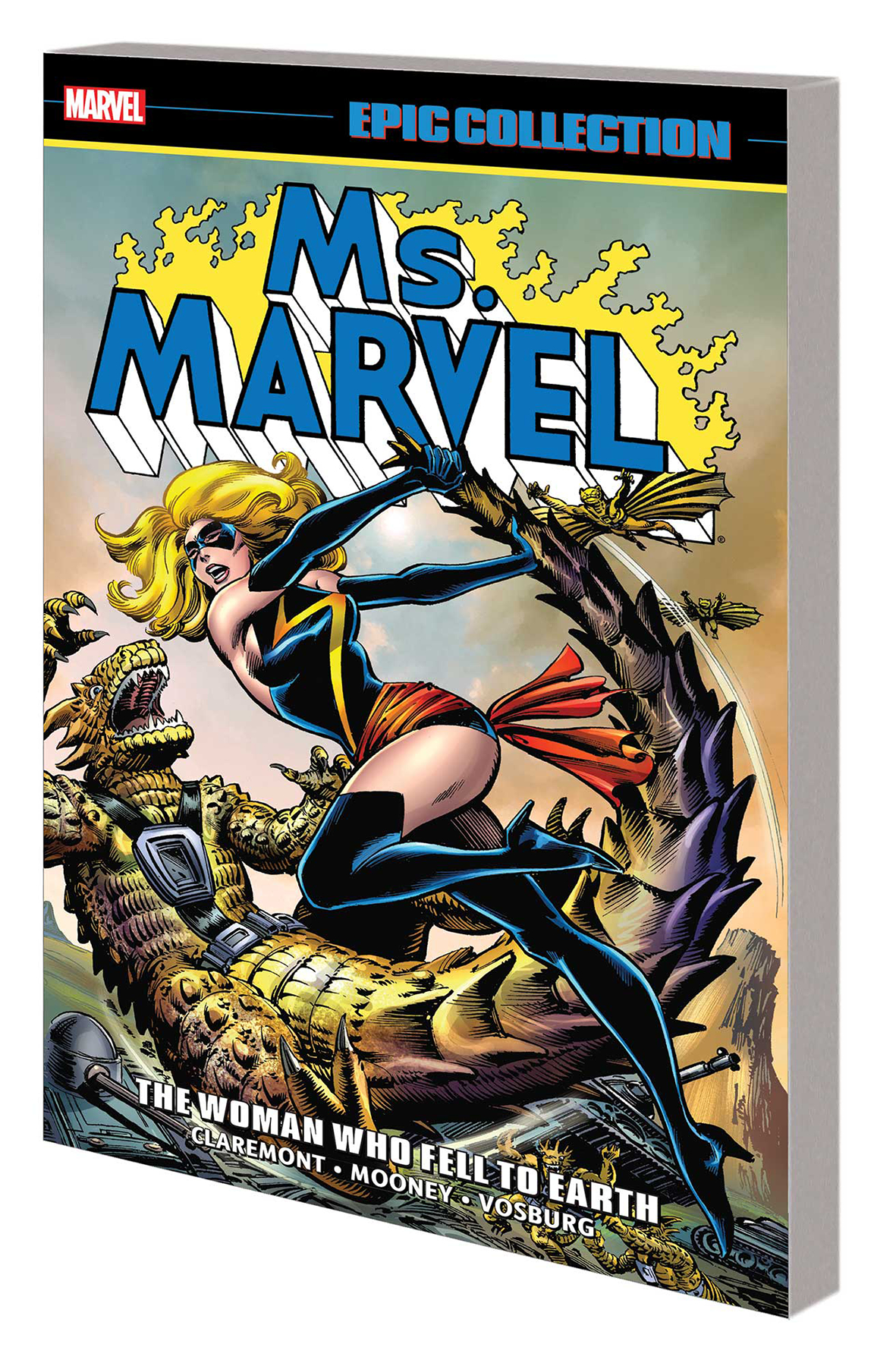 Ms. Marvel Epic Collection: Woman Who Fell to Earth TP