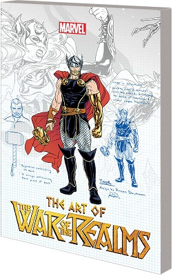 Art of War of the Realms TP