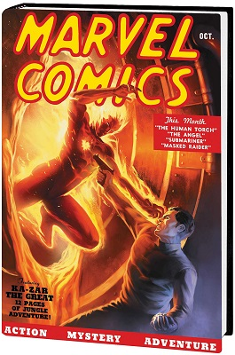 Marvel Comics 1: 80th Anniversary Edition HC