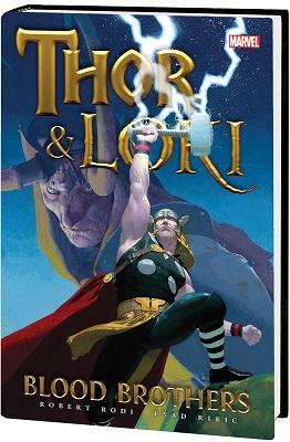 Thor and Loki: Blood Brothers (New Printing) HC