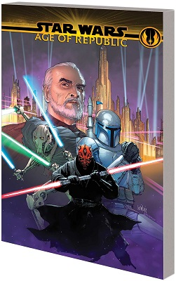 Star Wars Age of Republic: Villains TP