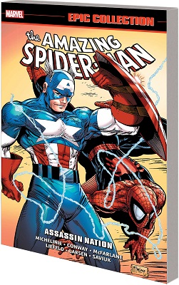 Amazing Spider-Man Epic Collection: Assassin Nation TP