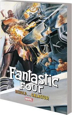 Fantastic Four: Behold Galactus TP