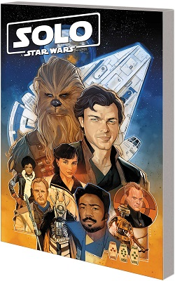 Solo: A Star Wars Story Adaptation TP