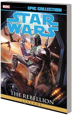 Star Wars: Legends Epic Collection: Rebellion: Volume 3 TP