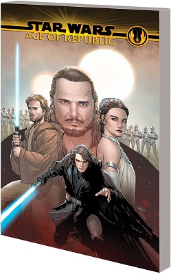 Star Wars: Age of Republic: Heroes TP