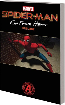 Spider-Man: Far From Home Prelude TP
