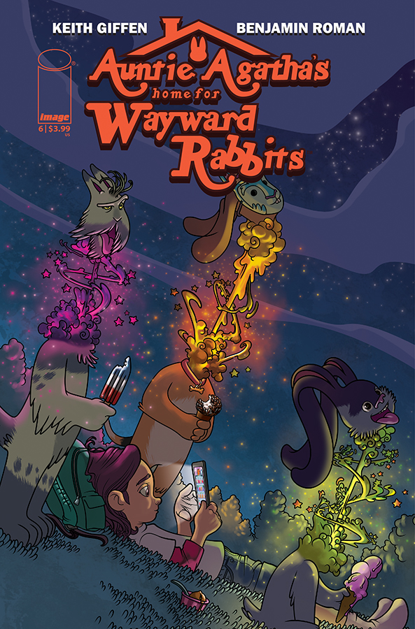 Auntie Agathas Home for Wayward Rabbits Complete Bundle (2018) - Used