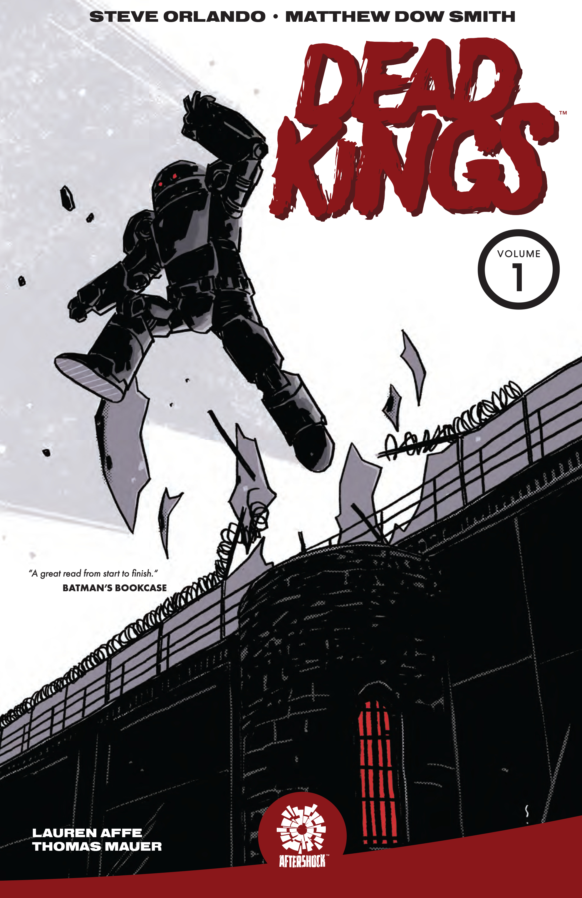 Dead Kings Volume 1 TP