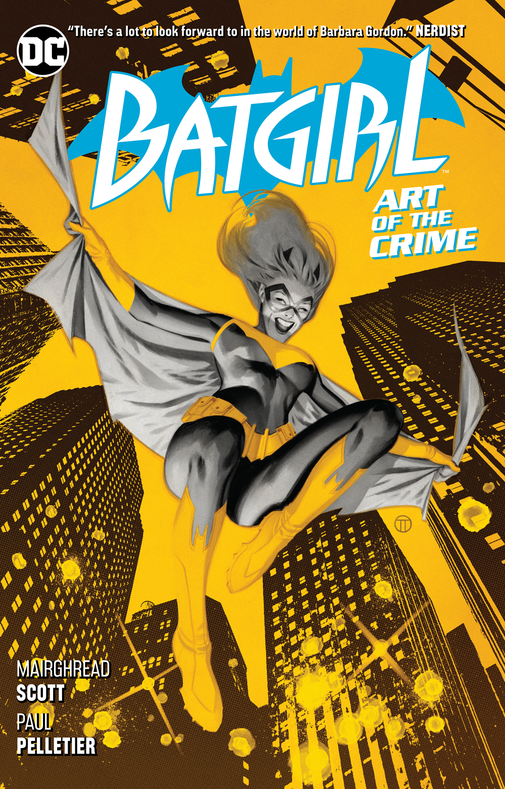 Batgirl: Volume 5: Art of the Crime TP