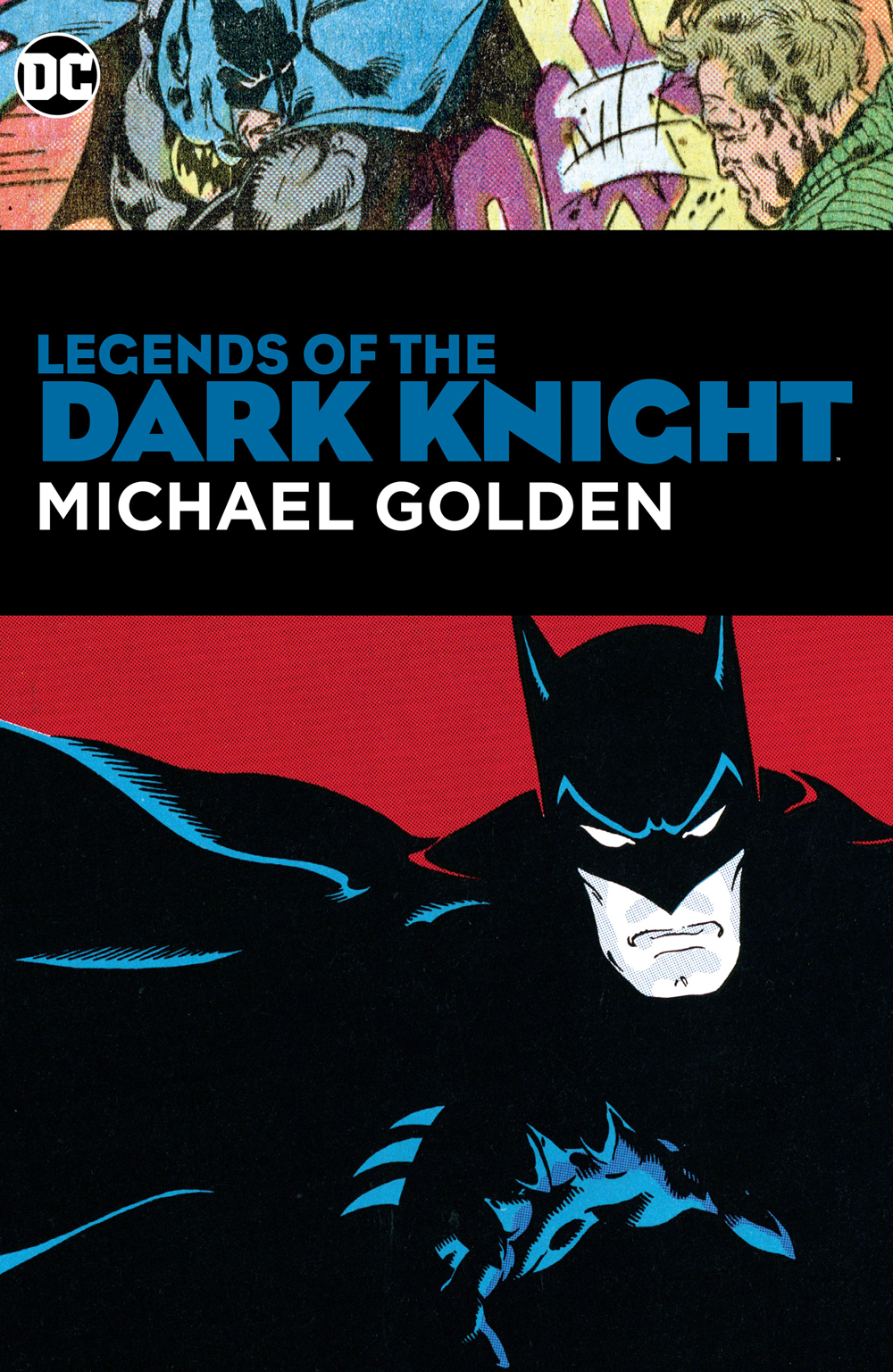 Legends of the Dark Knight by Michael Golden HC