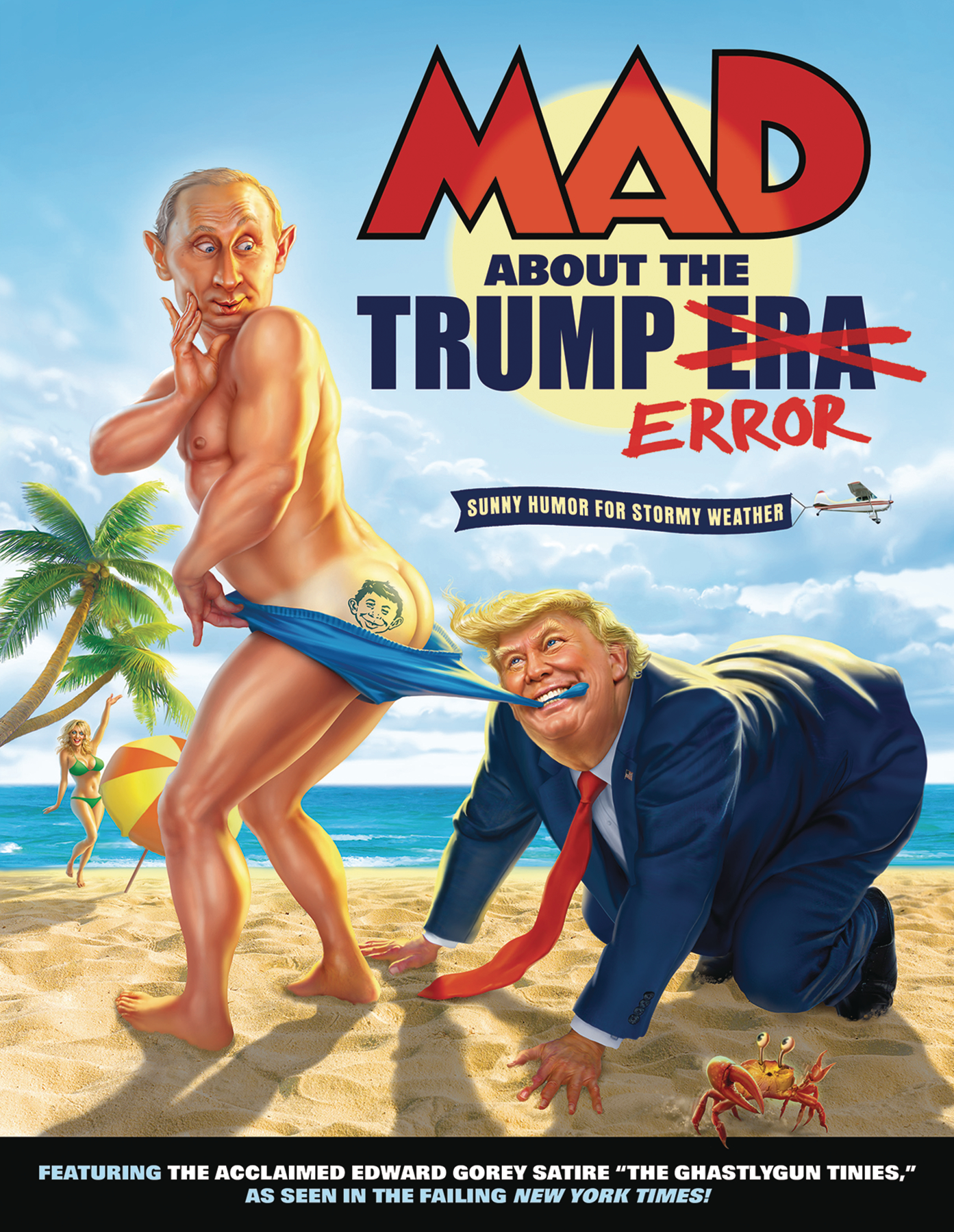 Mad About the Trump Era TP