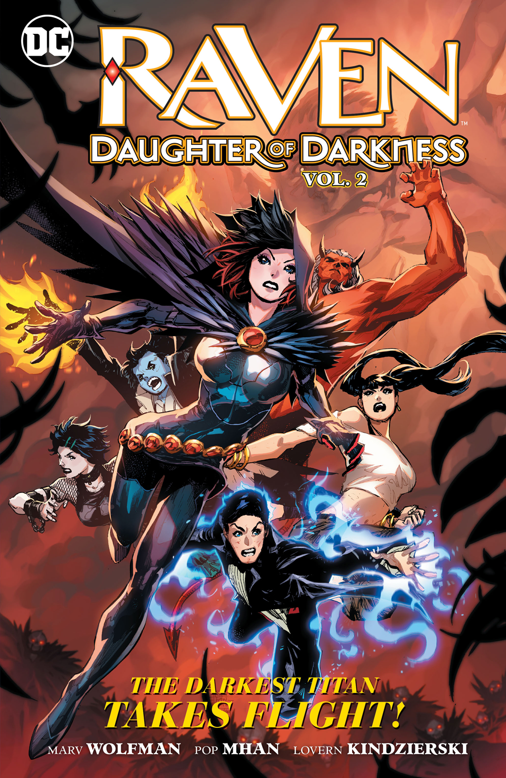 Raven: Daughter of Darkness Volume 2 TP