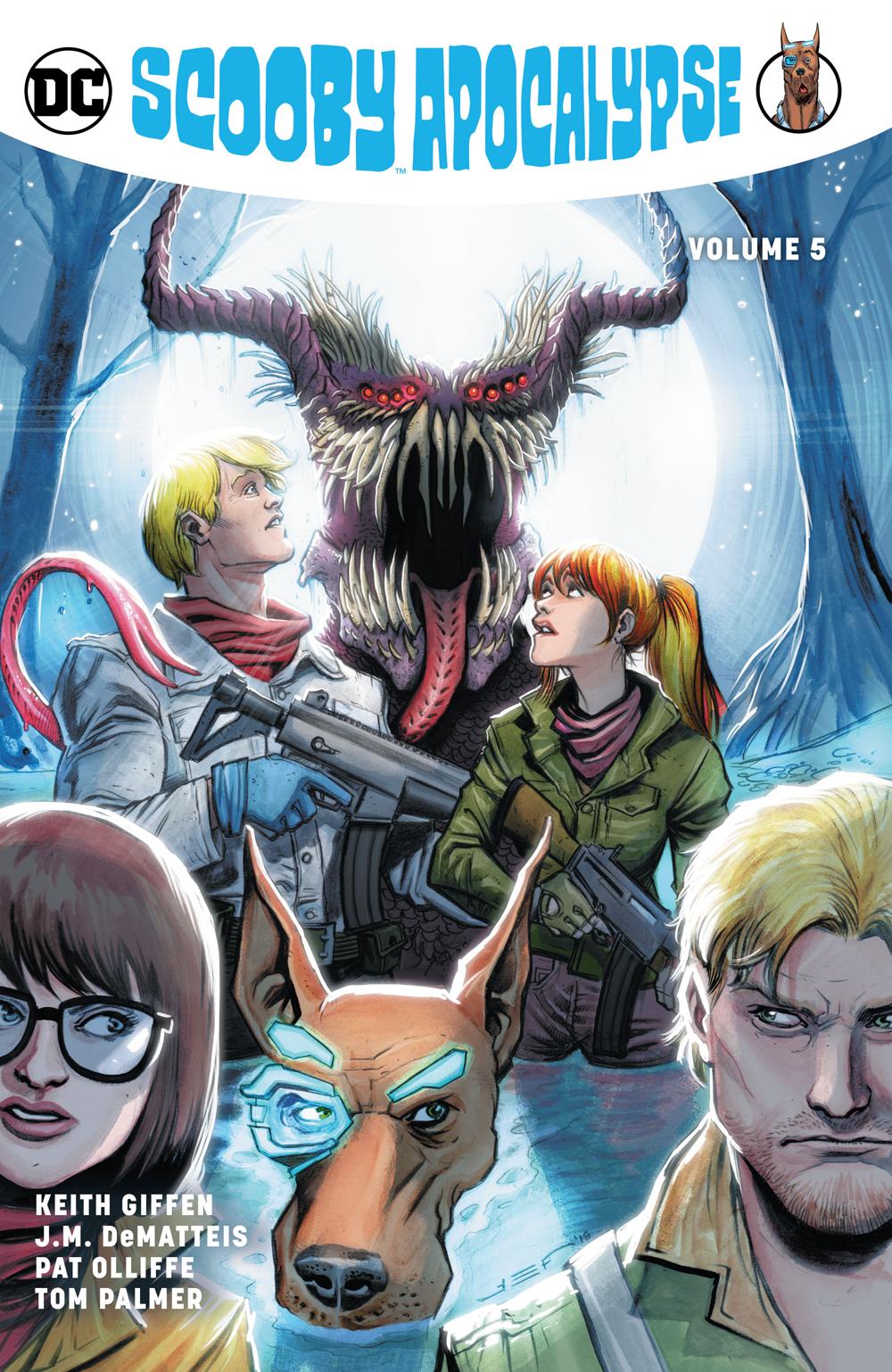 Scooby: Apocalypse: Volume 5 TP
