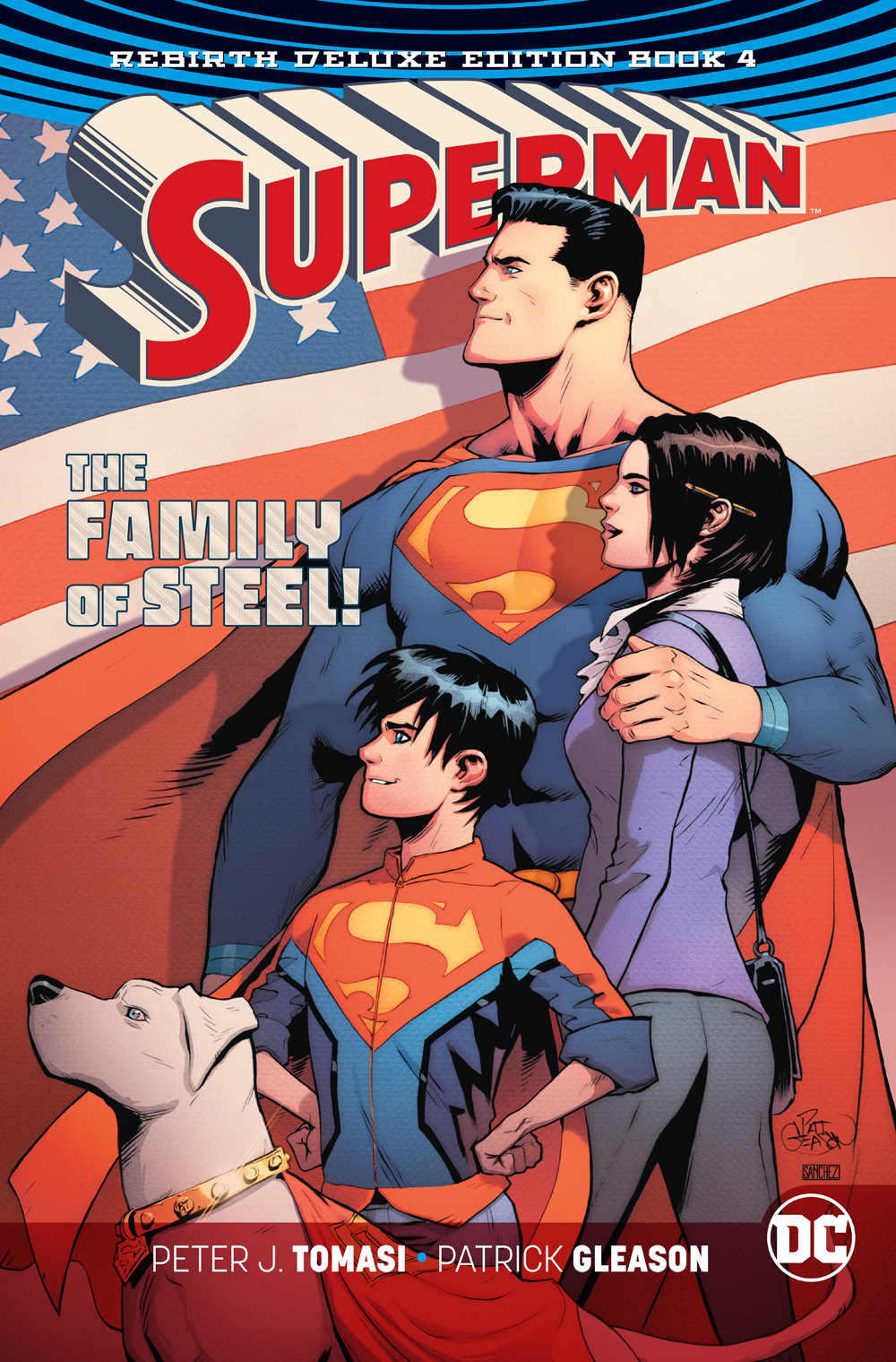 Superman Rebirth: Volume 4 HC