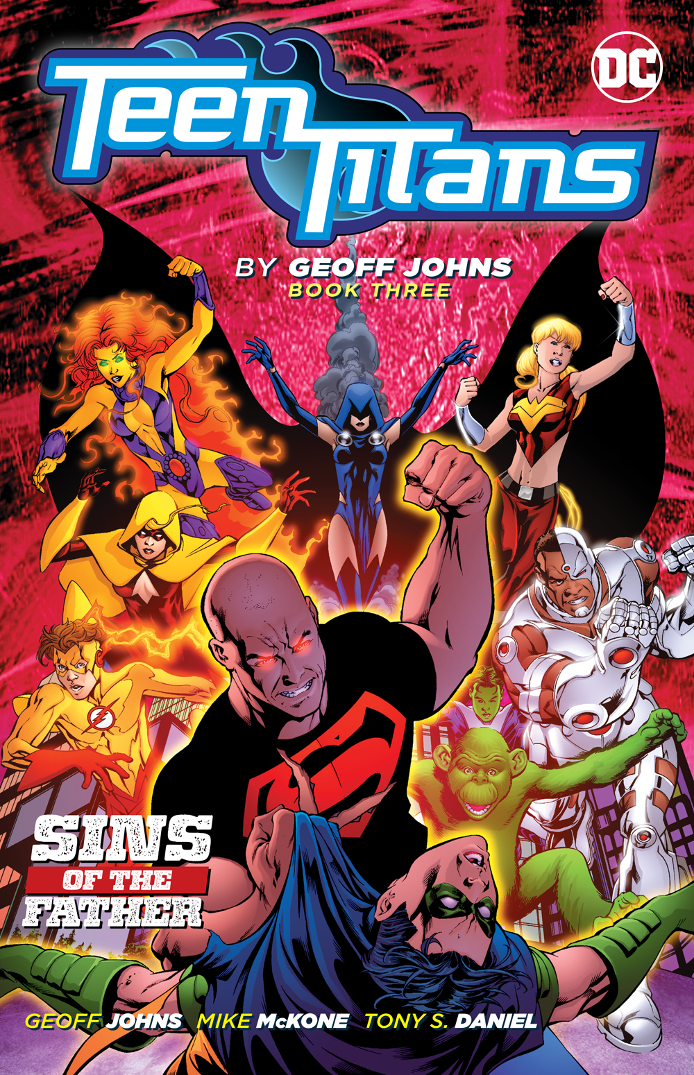 Teen Titans By Geoff Johns: Volume 3 TP