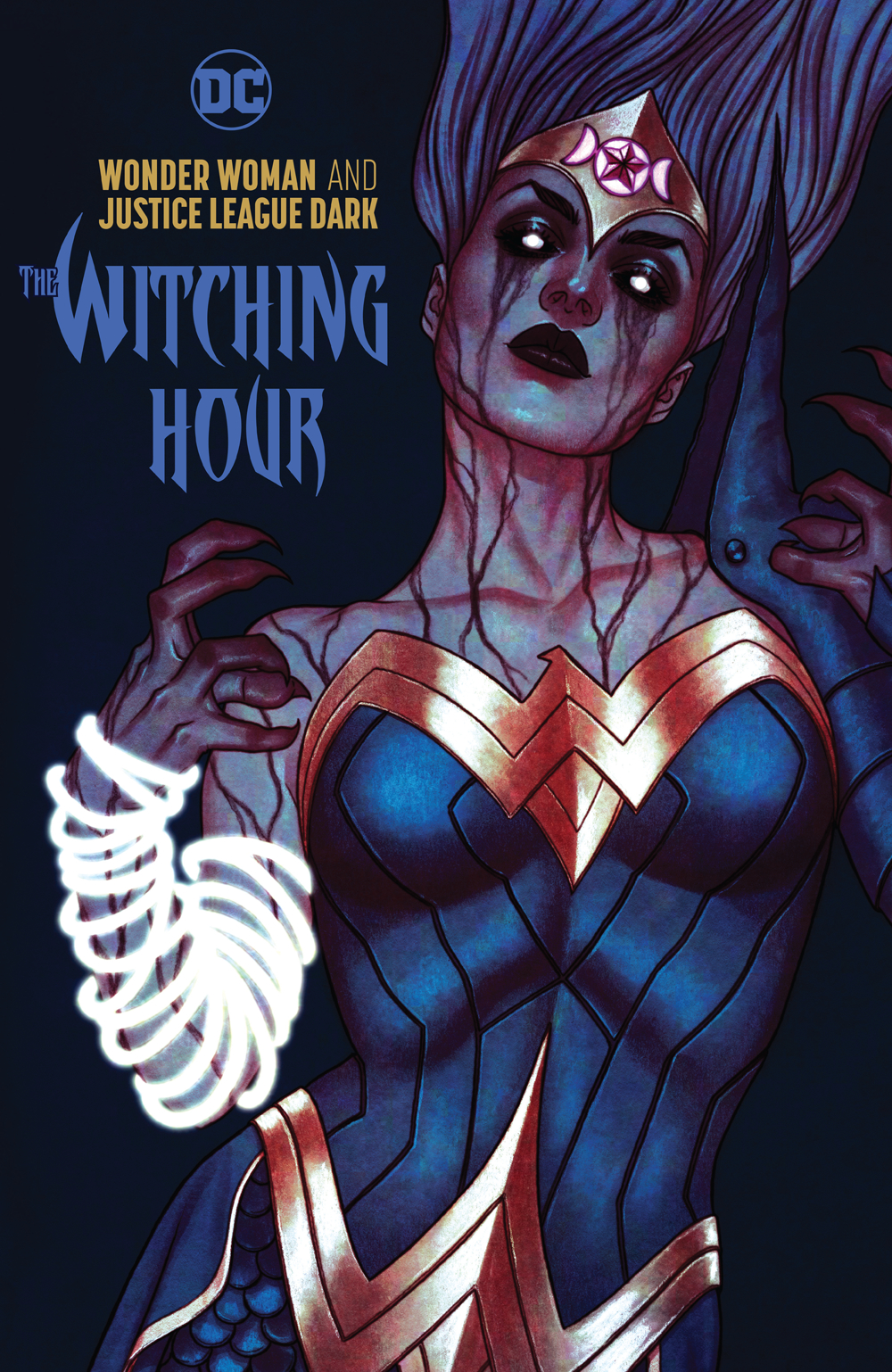 Wonder Woman and Justice League Dark: Witching Hour HC