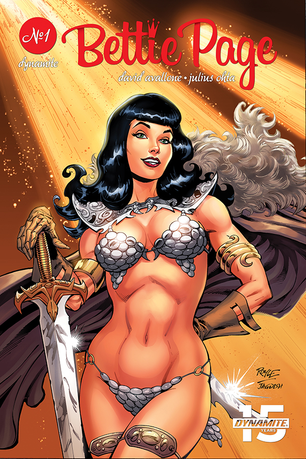 Bettie Page: Unbound no. 1 (2019 Series)