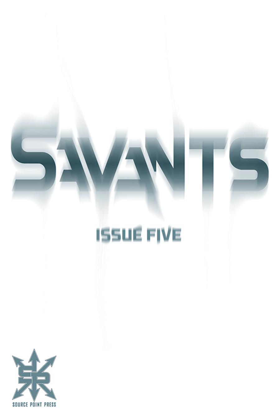 Savants no. 5 (5 of 5) (2018 Series)