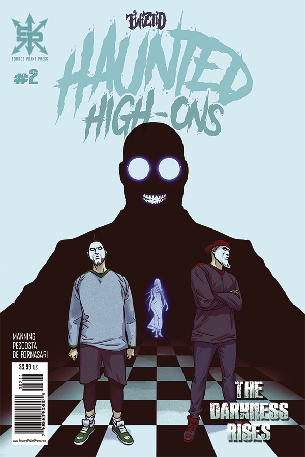 Twiztid: Haunted High Ons: The Darkness Rises no. 2 (2019 Series)