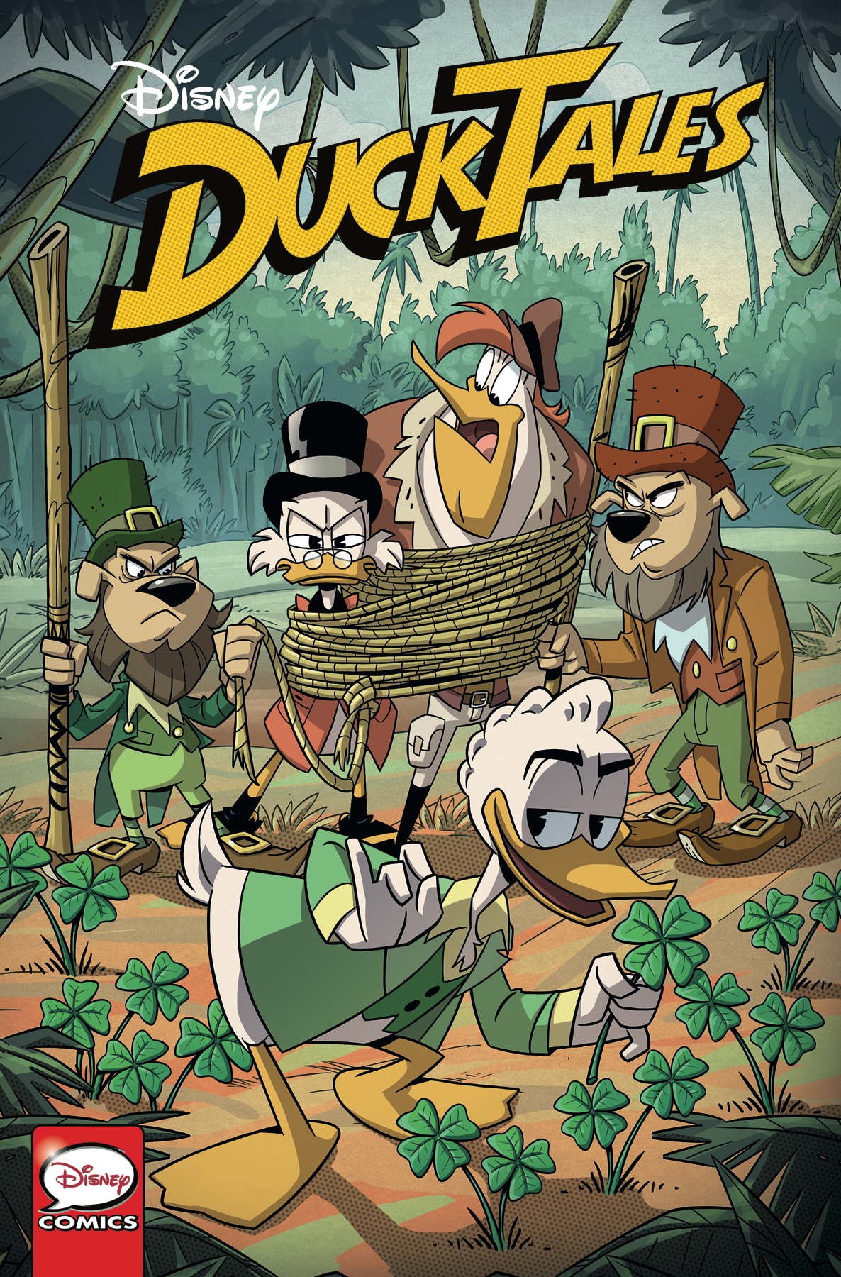 Ducktales Volume 5: Monsters and Hayhem TP