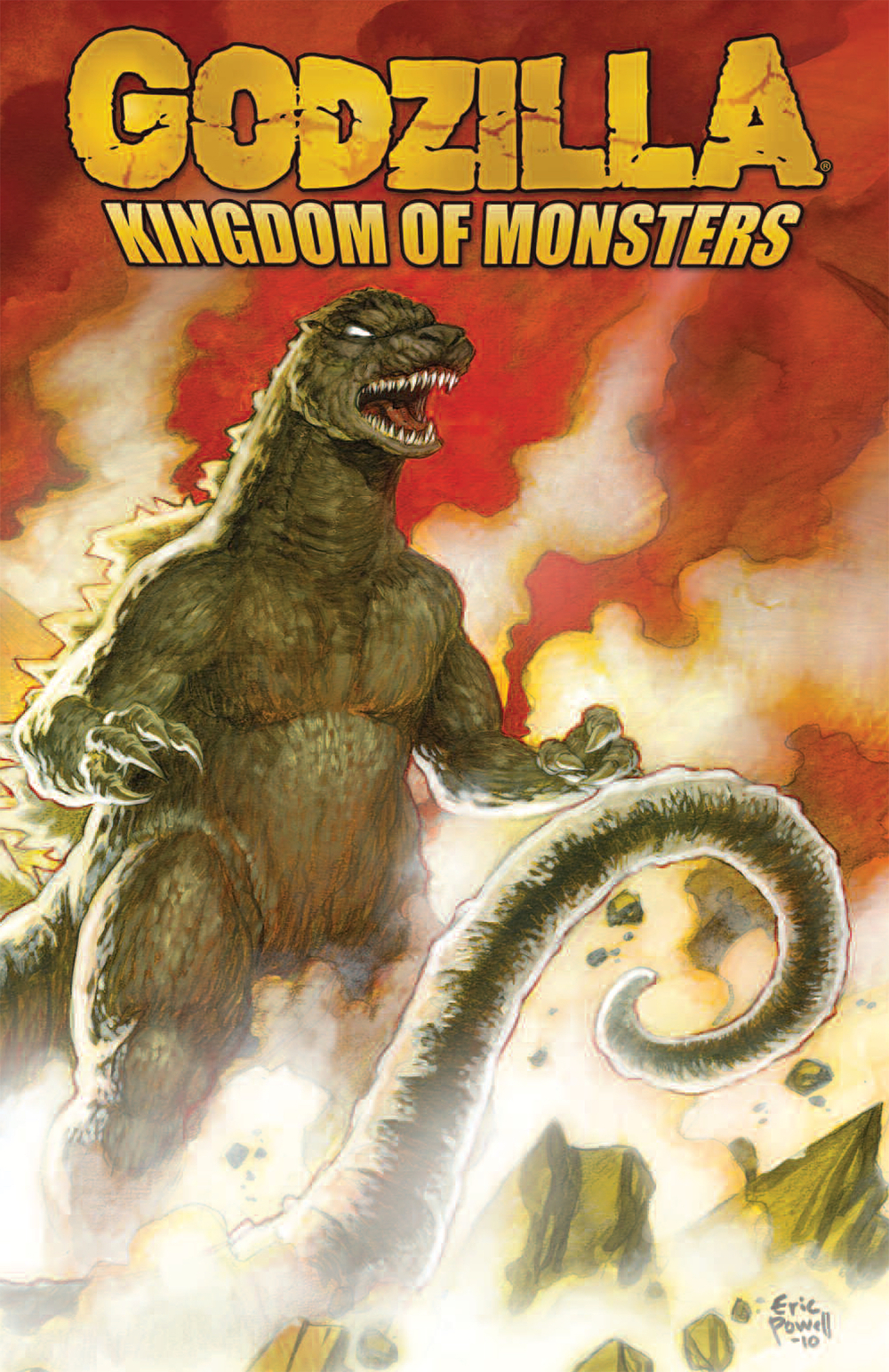 Godzilla: Kingdom of Monsters TP