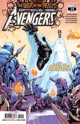 Avengers no. 19 (2018 Series)