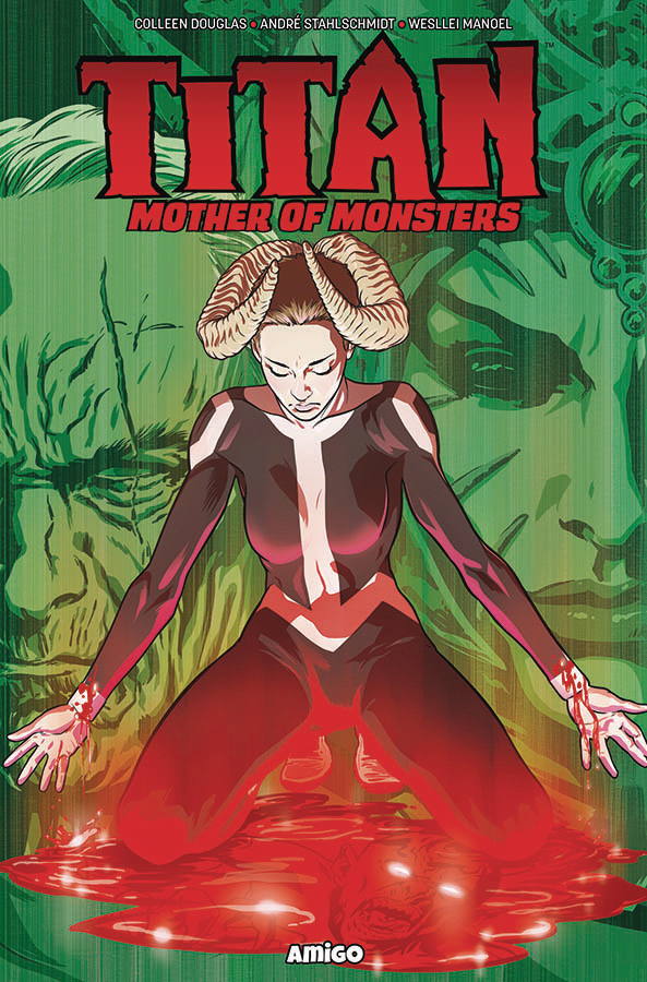 Titan: Mother of Monsters TP