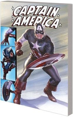 Captain American: Evolutions of a Living Legend TP