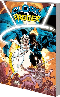 Cloak and Dagger: Agony and Ecstasy TP