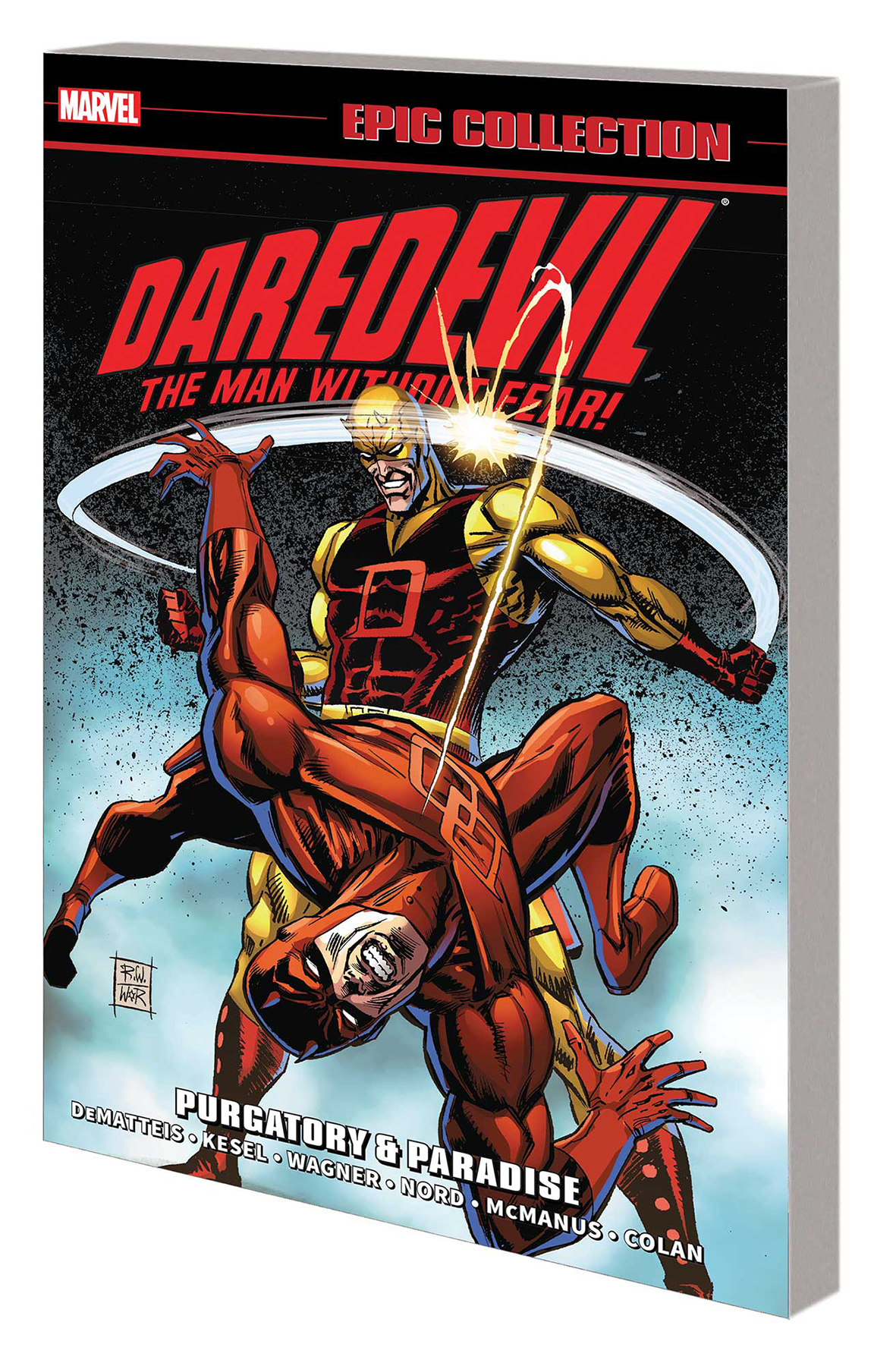 Daredevil Epic Collection: Purgatory and Paradise TP