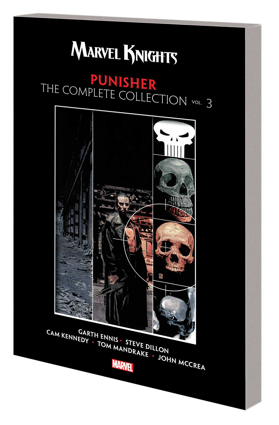 Marvel Knights: The Punisher: Complete Collection Vol 3 TP