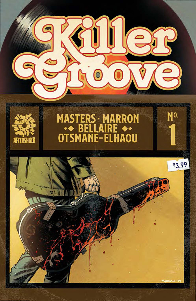 Killer Groove no. 1 (2019 Series) - Used