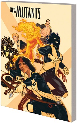 The New Mutants: Complete Collection Volume 2 TP