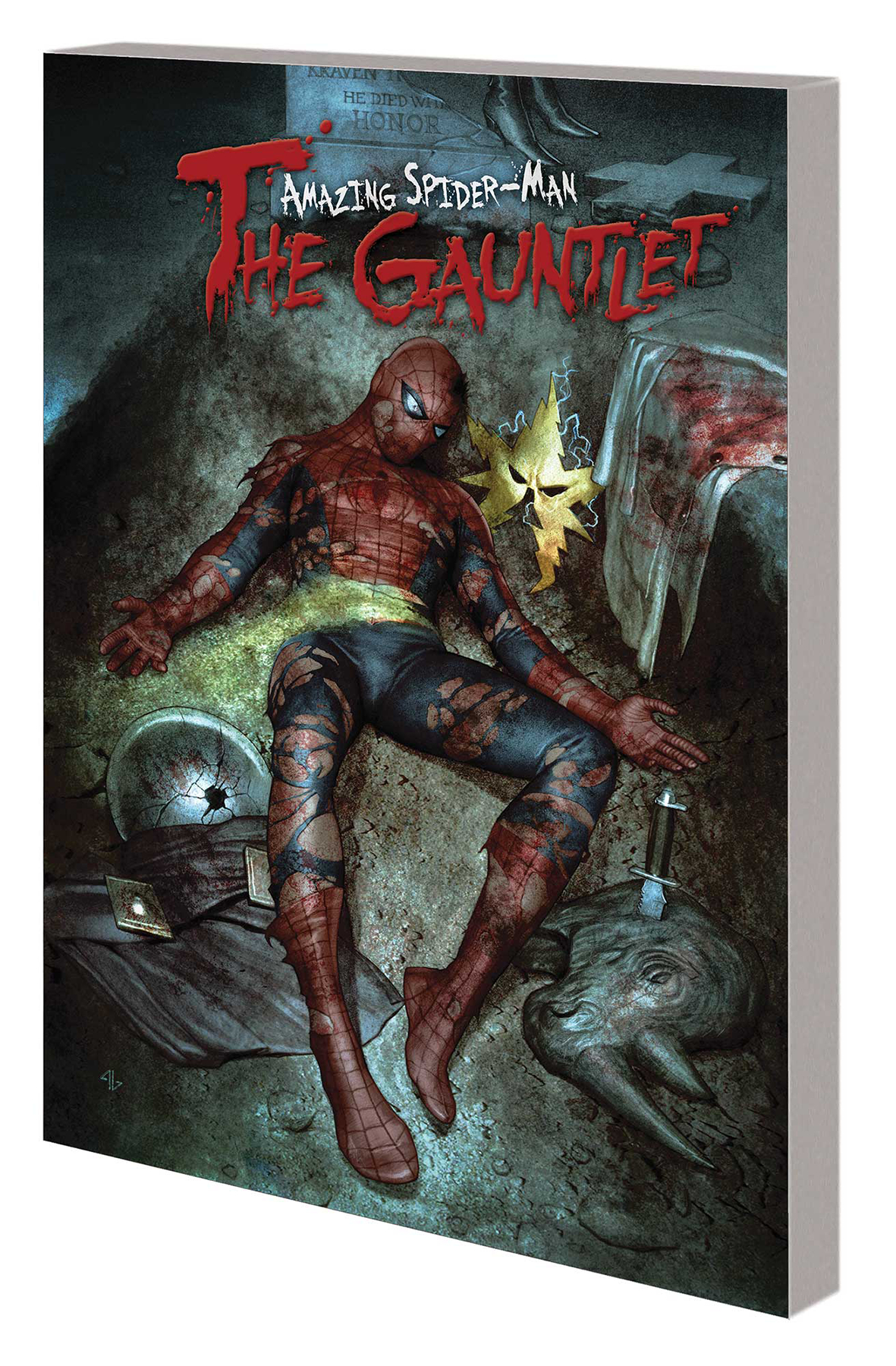 Spider-Man: The Gauntlet: Complete Collection Volume 1 TP
