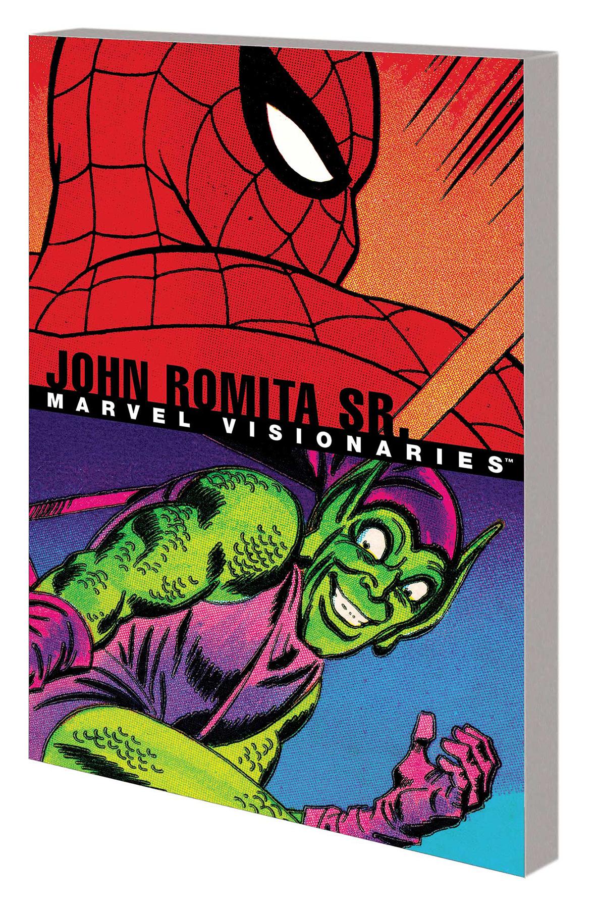 Marvel Visionaries: John Romita Sr TP