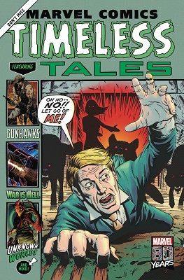 Marvel Comics: Timeless Tales TP