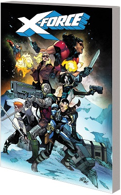 X-Force Volume 1: Sins of the Past TP
