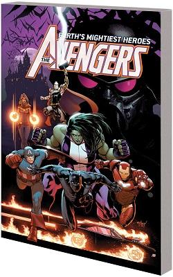 Avengers Volume 3: War of the Vampires TP - Used