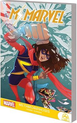 Ms Marvel: Metamorphosis TP