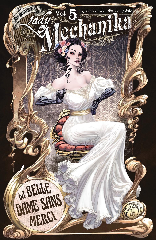 Lady Mechanika: Volume 5: La Belle Dame Sans Merci TP