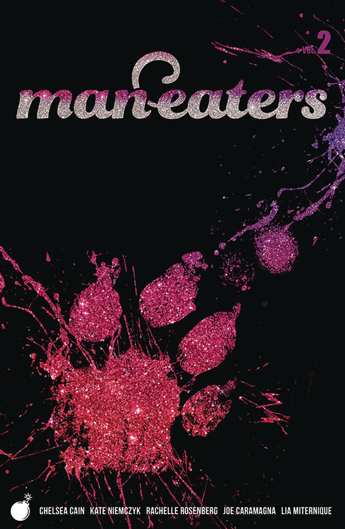 Man-Eaters Volume 2 TP