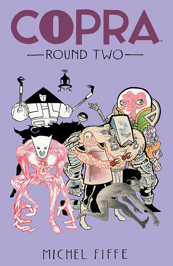 COPRA Volume 2 TP (MR)