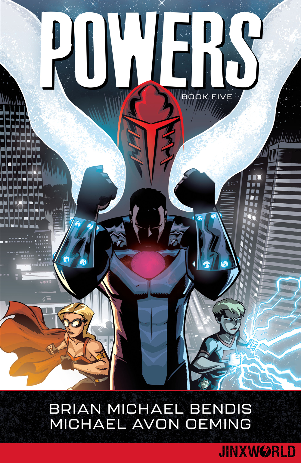 Powers Book 5: New Edition TP (MR)
