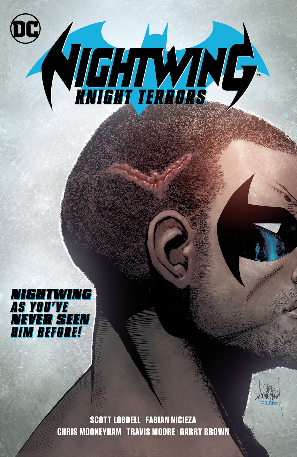 Nightwing: Knight Terrors TP