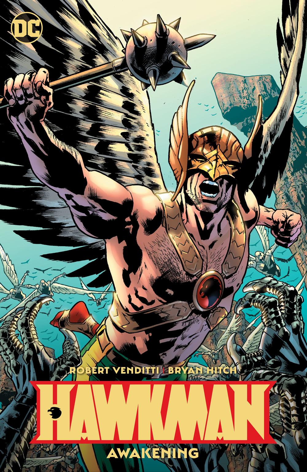 Hawkman Volume 1: Awakening TP